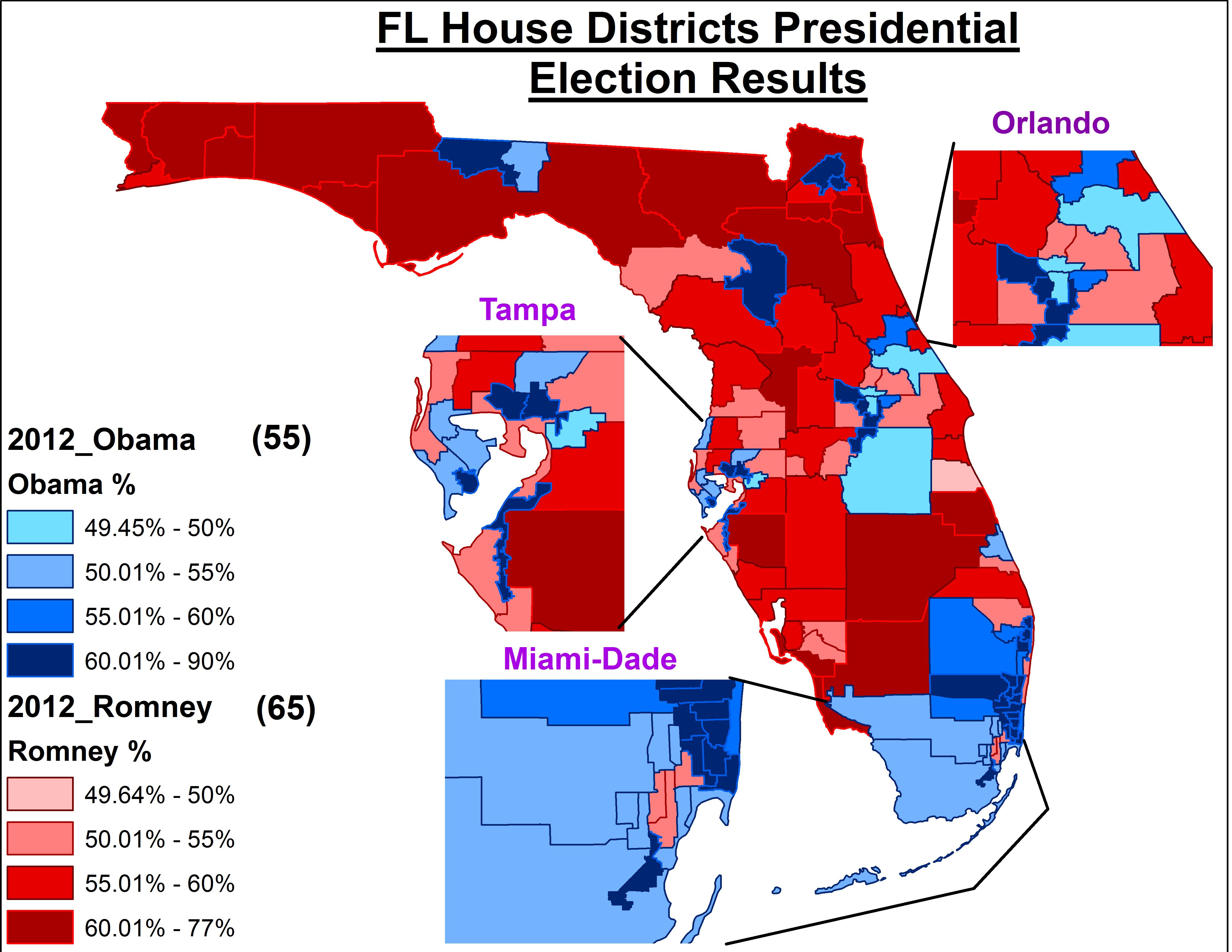 Republican Democratic State Map.Rethinking Rural Campaign Strategies For Progressives The Florida