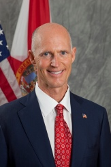 Governor Elect Rick Scott poses for portraits at the Hilton Marina Hotel on Thursday, November 4, 2010, in Fort Lauderdale, FL. Photo by Shealah Craighead