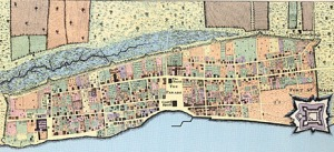 St Augustine during the British period. This was the biggest growth spurt for the city until Henry Flagler came to town.