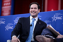 """Marco Rubio by Gage Skidmore 3"" by Gage Skidmore. Licensed under CC BY-SA 3.0 via Commons - https://commons.wikimedia.org/wiki/File:Marco_Rubio_by_Gage_Skidmore_3.jpg#/media/File:Marco_Rubio_by_Gage_Skidmore_3.jpg"