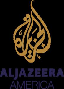 """""""Al Jazeera America Logo"""" by Source (WP:NFCC#4). Licensed under Fair use via Wikipedia - https://en.wikipedia.org/wiki/File:Al_Jazeera_America_Logo.png#/media/File:Al_Jazeera_America_Logo.png"""