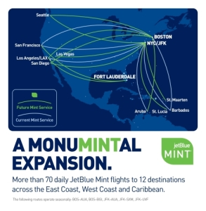 Image from JetBlue Airways