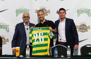 Credit - Matt May/Tampa Bay Rowdies