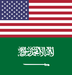US_Saudi_Arabia_flags