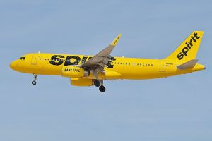 By Alan Wilson from Stilton, Peterborough, Cambs, UK (Airbus A320-232(w) 'N641NK' Spirit) [CC BY-SA 2.0 (http://creativecommons.org/licenses/by-sa/2.0)], via Wikimedia Commons