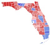 By File:Florida Presidential Election Results by County, 2008.svg: User:GageThis file: Magog the Ogre (talk) (contribs) - File:Florida Presidential Election Results by County, 2008.svg (public domain), CC BY 4.0, https://commons.wikimedia.org/w/index.php?curid=36686878