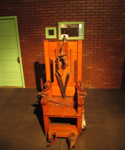 By Brian Johnson - Picture taken in the Huntsville Prison Museum, CC0, https://commons.wikimedia.org/w/index.php?curid=13232005