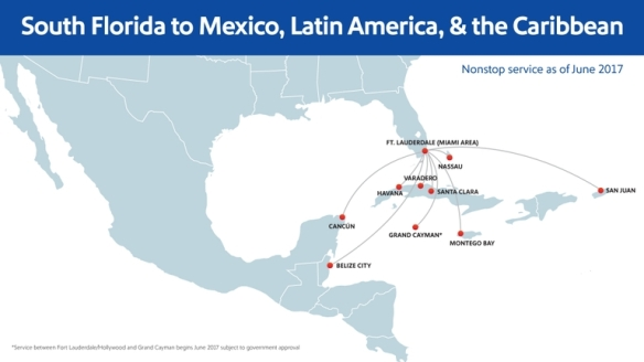 Southwest Airlines Opens Fort Lauderdale International Gateway And