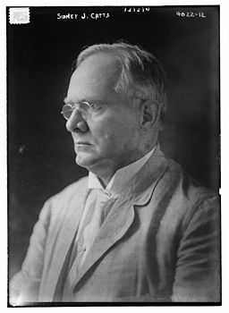 Sidney J. Catts - By Bain (Library of Congress) [Public domain], via Wikimedia Commons