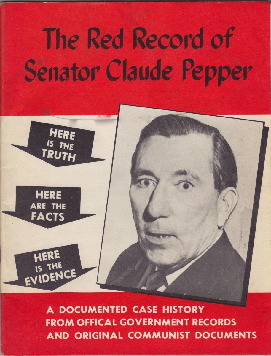 flashback friday 1950 florida us senate democratic