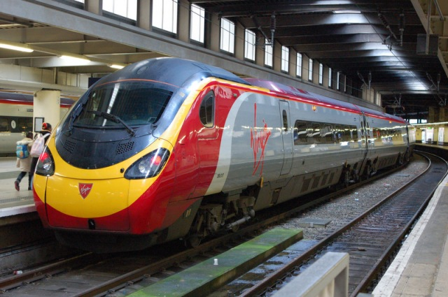 Virgin Trains USA to launch in Florida | The Florida Squeeze